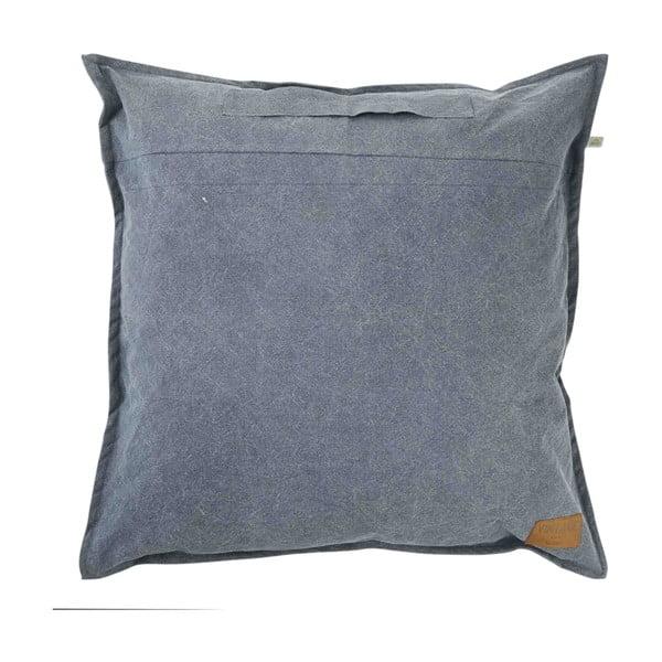 Vankúš Devito Blue, 70x70 cm
