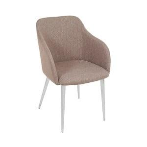 Sivobéžová stolička Santiago Pons Moll