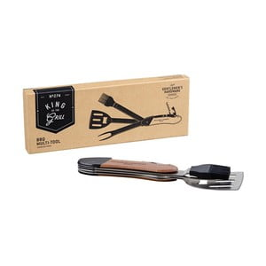 Multifunkčný nástroj na grilovanie Gentlemen's Hardware BBQ