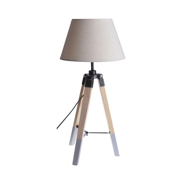 Stolová lampa Grey Foot, 52 cm