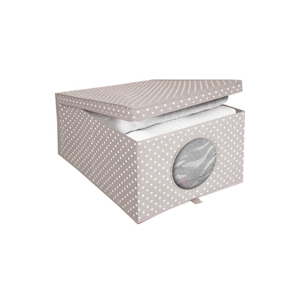 91e9e22b0 Úložný box na oblečenie Ordinett Camarque, veľ. L | Bonami