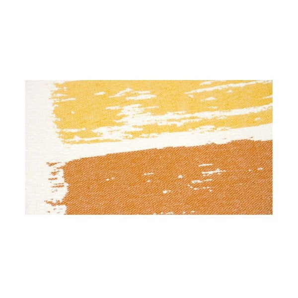 Koberec NW White/Orange/Yellow, 160x230 cm