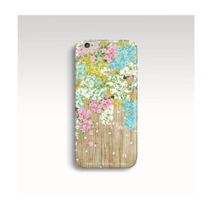 Obal na telefón Wood Garden pre iPhone 6/6S