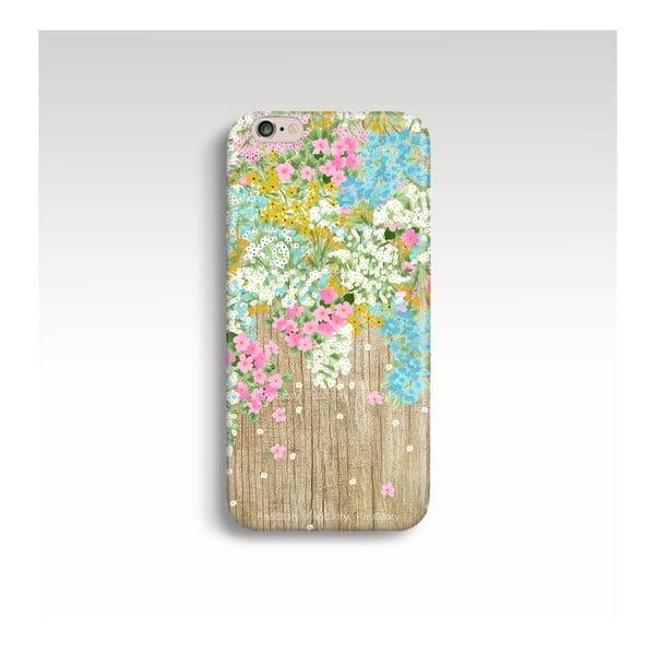 Obal na telefón Wood Garden pre iPhone 5/5S
