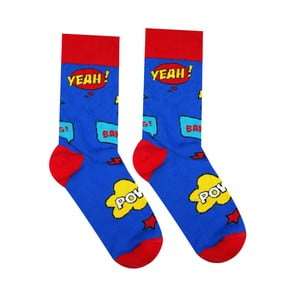 Bavlnené ponožky Hesty Socks Bang!, vel. 39-42