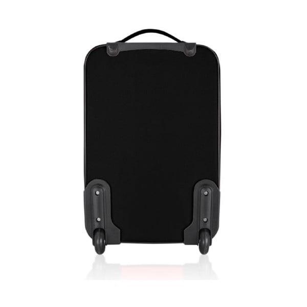 Cestovný kufor Classic Black L