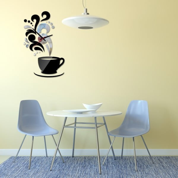 Nástenné hodiny Fresh Coffee
