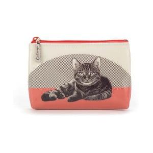 Taštička Catseye London Etching Cat