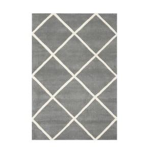 Vlnený koberec Eliza, 121 x 182 cm