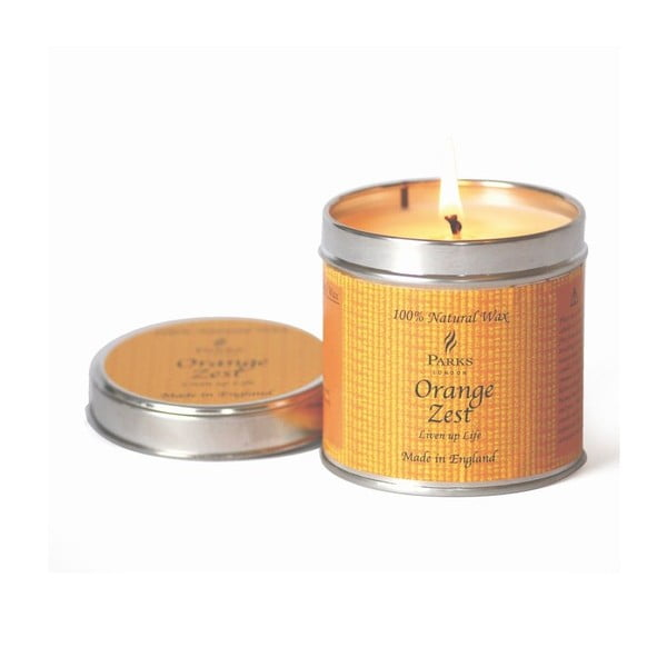 Sviečka Scenterd Candles, Orange Zest, 50 hodin horenia