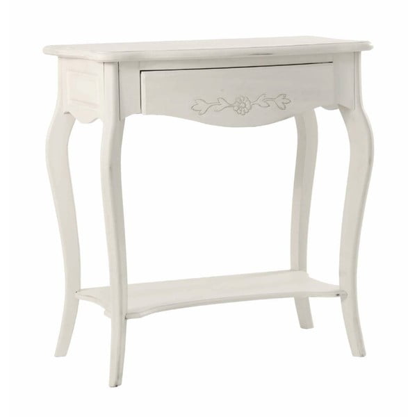 Konzolový stolík so zásuvkou Bizzotto Daisy