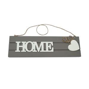 Závesný dekoratívny nápis Home Bolzonella