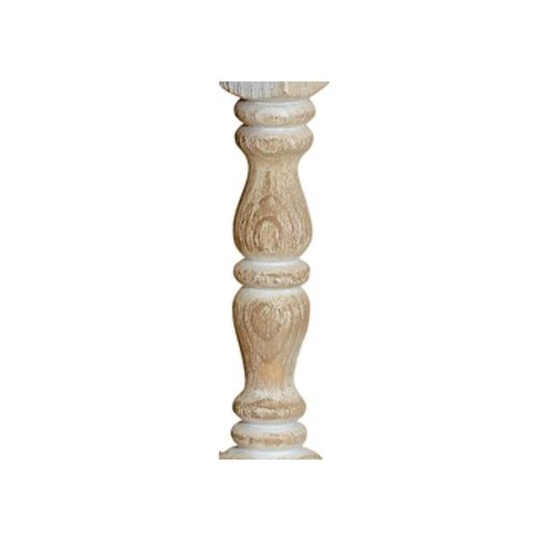 Odkladací stolík Ceruse, biely