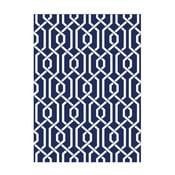 Ručne tkaný koberec Camila Blue, 155x240 cm