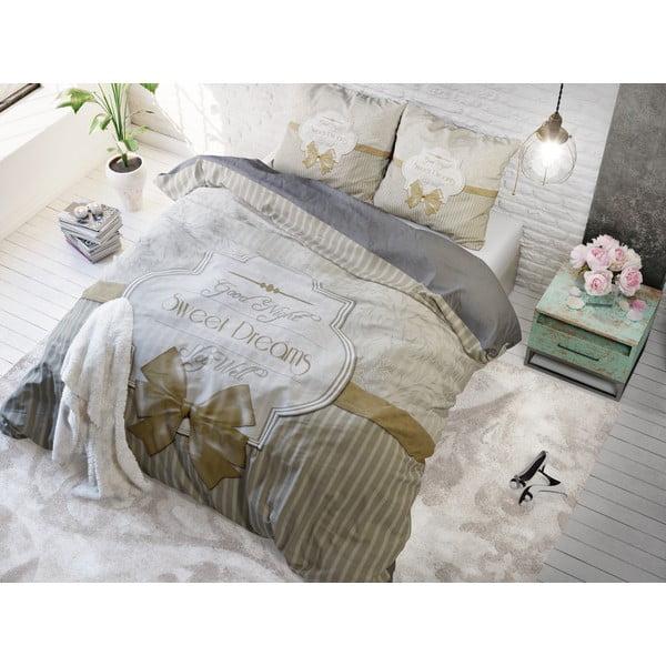 Obliečky Sweet Dreams 200x220 cm, béžové