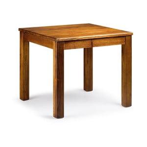 Jedálenský stôl z dreva Mindi Moycor Star, 90 × 90 cm