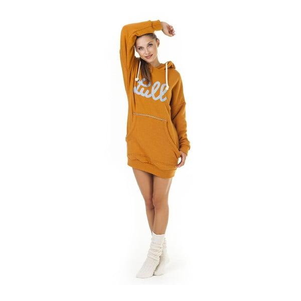 Mikina Signature Orange, veľkosť L