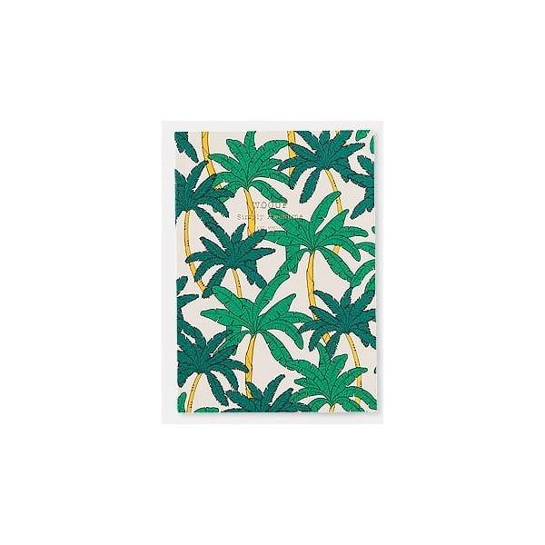 Zápisník Palms A6