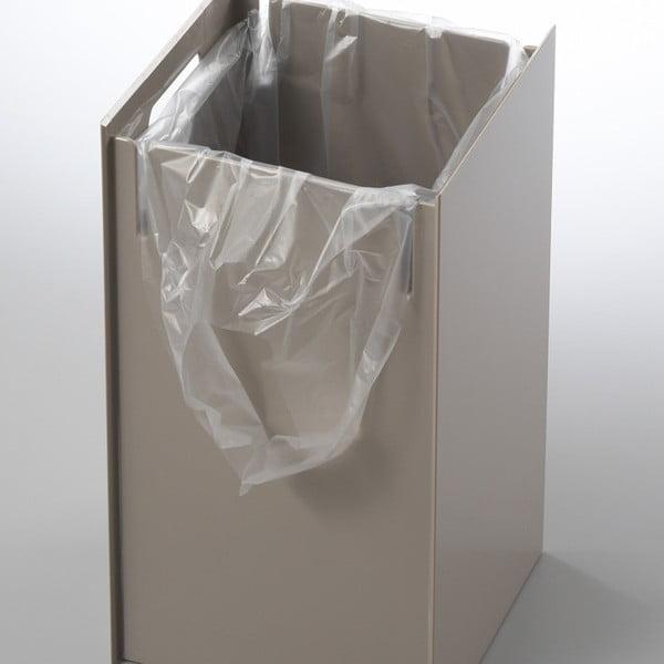 Biely odpadkový kôš Yamazaki Veil