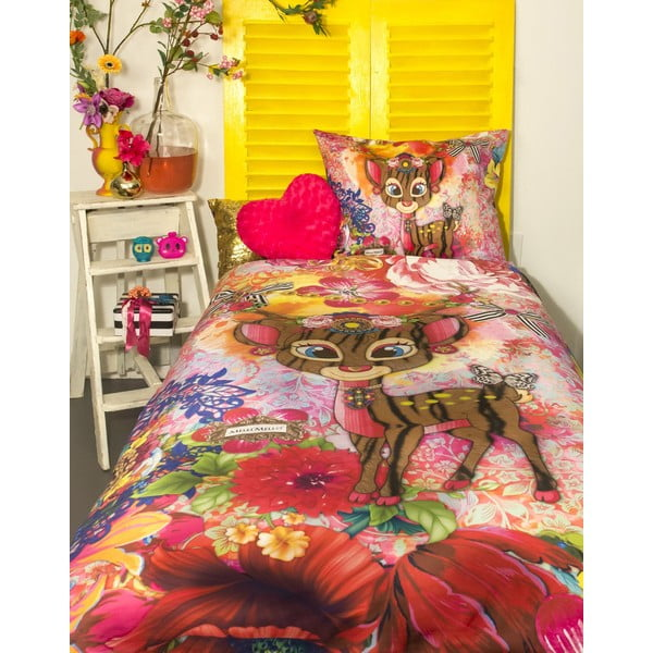 Obliečka na vankúš Melli Mello Isabelle, 50x50cm