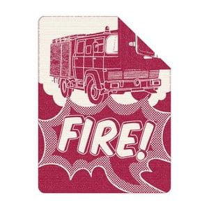 Detská deka Fire, 150x200 cm