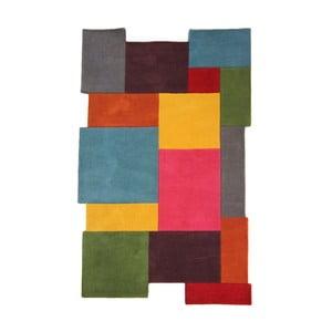 Vlnený koberec Flair Rugs Illusion Collage, 150x240cm