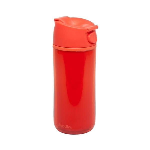 Termohrnček Flip & Sip 350 ml, červený