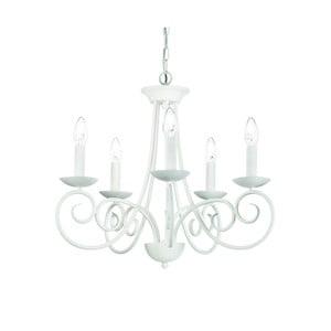Biele stropné svietidlo Evergreen Lights Feliya