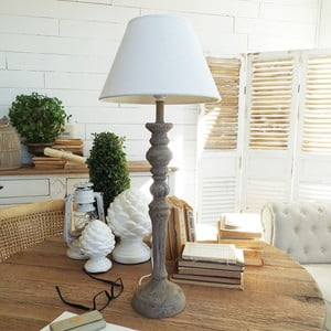 Stolová lampa Orchidea Milano Natural White