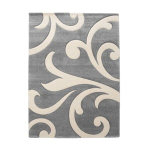 Sivý koberec Tomasucci Damasko, 140 x 190 cm