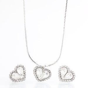 Set náhrdelníka a náušníc so Swarovski Elements Laura Bruni Dana