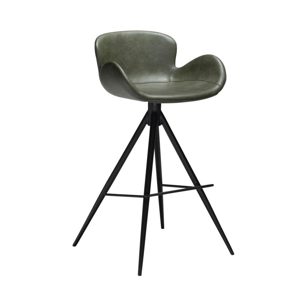 Zelená barová stolička DAN-FORM Denmark Gaia