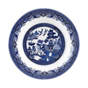 Tanier Churchill China Blue Willow, 28,5cm