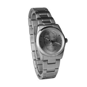 Unisex hodinky striebornej farby Zadig & Voltaire Scully, 33 mm