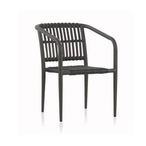 Záhradná stolička s opierkami Geese Johnny