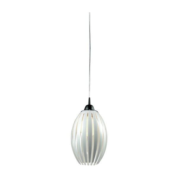 Závesné svietidlo Acrylic White, 18 cm