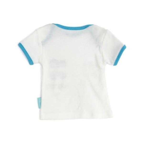 Detské tričko Hippo s krátkym rukávom, veľ. 12 až 18 mesiacov