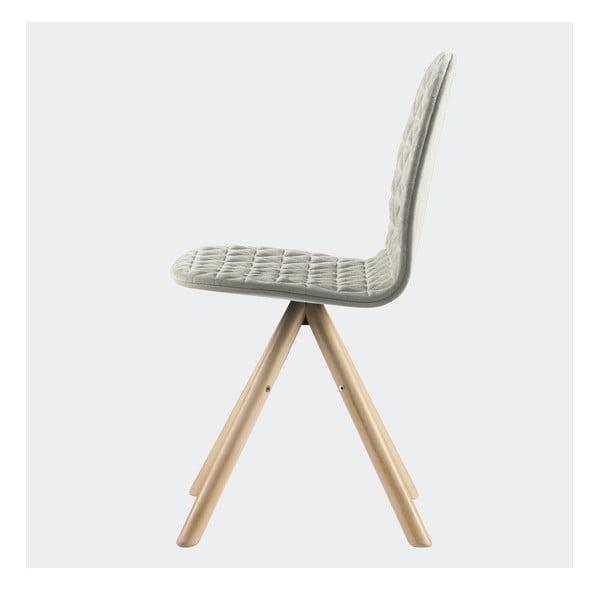 Stolička Mannequin, krémová