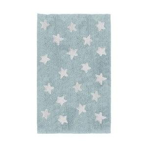 Modrý detský koberec Tanuki Stars, 120×160cm