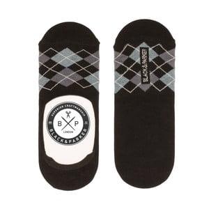 Neviditeľné unisex ponožky Black&Parker London Elliot, veľkosť 37/43