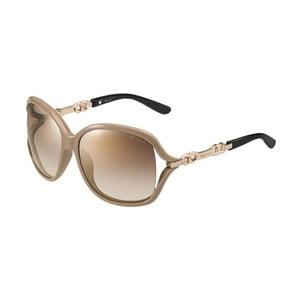 Slnečné okuliare Jimmy Choo Loop Nude/Brown
