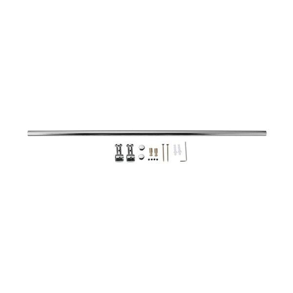 Závesná tyč Metaltex Lonardo, 58cm