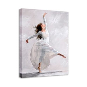 Obraz Styler Canvas Waterdance Dancer I, 60 × 80 cm