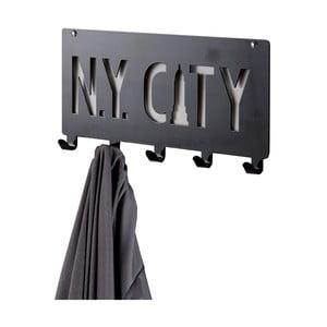 Čierny vešiak Compactor NY City