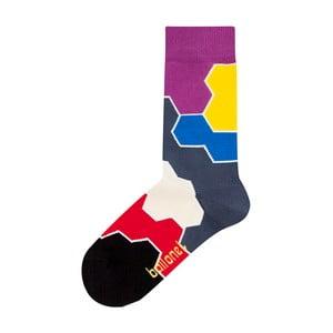 Ponožky Ballonet Socks Molecule Toy,veľ. 36-40
