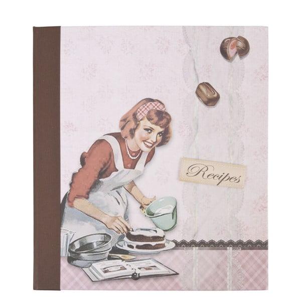Notes na recepty Clayre Vintage