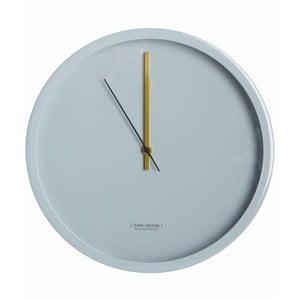 Nástenné hodiny Couture Gray, 30 cm