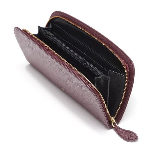 Peňaženka Bell & Fox Large Merlot