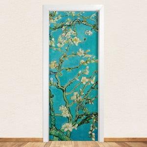 Samolepka na dvere LineArtistica Mandorlo, 80×215 cm