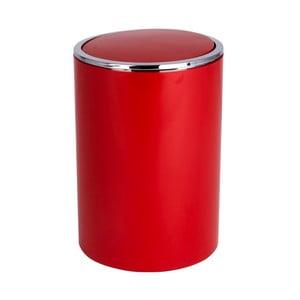 Červený odpadkový kôš Wenko Inca Red
